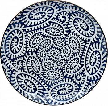 Тарелка TOKYO DESIGN KARAKUSA комплект из 4 шт 14662