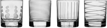 Стакан MIKASA Cheers комплект из 4 шт C 6985 mikasa w6608w junior
