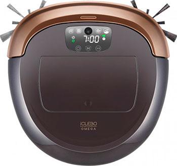 Робот-пылесос iclebo Omega Gold фильтр для пылесоса пылесборник для iclebo omega