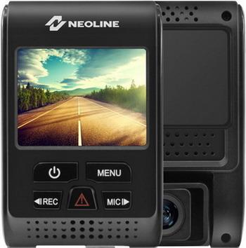 Автомобильный видеорегистратор Neoline G-Tech X 37 черный neoline g tech x23