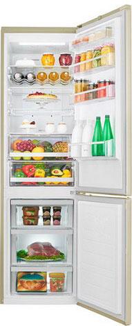Двухкамерный холодильник LG GW-B 499 SEFZ lg gw b489sqgz