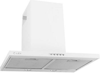Вытяжка купольная Lex T 600 WHITE вытяжка купольная lex basic 600 white