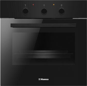 Встраиваемый электрический духовой шкаф Hansa BOES 64111 Quadrum встраиваемый электрический духовой шкаф hansa boei62030030
