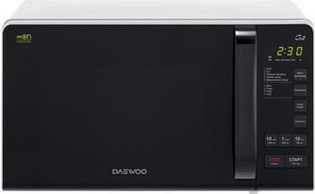 Микроволновая печь - СВЧ Daewoo KQG 663 B микроволновая печь daewoo electronics kqg 663d