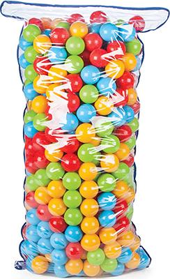Набор мячей для сухого бассейна Pilsan от Холодильник