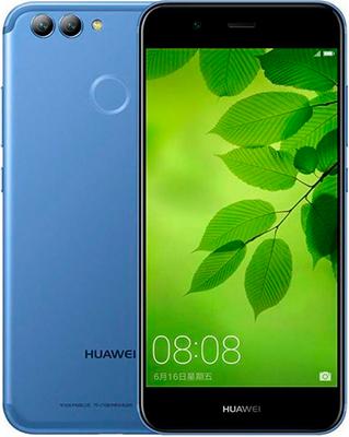 Мобильный телефон Huawei Nova 2 4/64 синий мобильный телефон philips e311 синий 2 4 navy