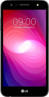Мобильный телефон LG X power 2 M 320 черно-синий автомагнитола kenwood kdc bt520u usb mp3 cd fm rds 1din 4х50вт черный