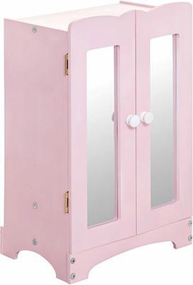 цена на Кукольный шкаф Paremo PFD 116-07 цвет Розовый