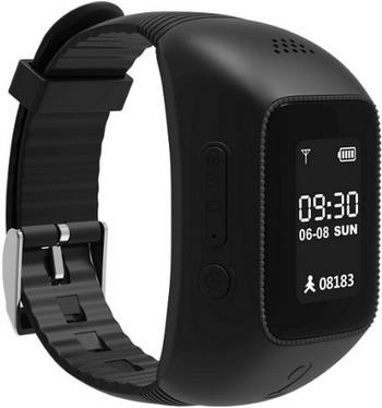 Детские часы-телефон MyRope R 12 черный стоимость