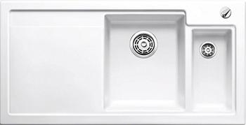 Кухонная мойка BLANCO 524141 AXON II 6 S (чаша справа) керамика матовый белый PuraPlus с кл.-авт. InFino axon очки elegance ii