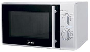 Микроволновая печь - СВЧ Midea MM 720 CPU lg mb65w95gih white свч печь с грилем