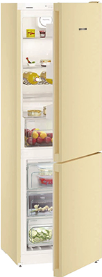 Двухкамерный холодильник Liebherr CNbe 4313 двухкамерный холодильник liebherr cnp 4758