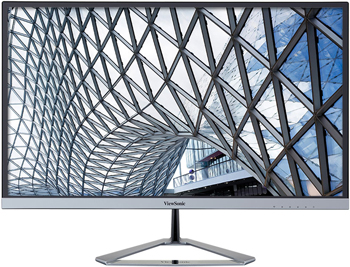 ЖК монитор ViewSonic VX 2476-SMHD (VS 16510) Black-Silver va2719 2k smhd
