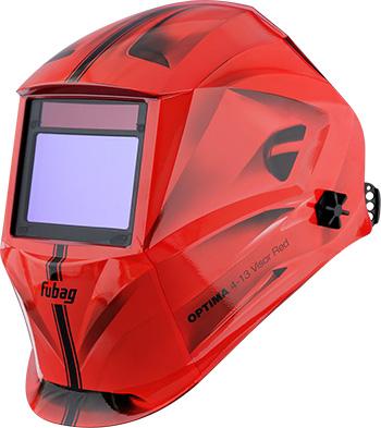Купить Маска сварщика FUBAG, Хамелеон OPTIMA 4-13 Visor Red 38437, Китай