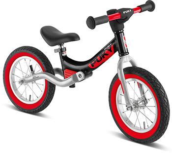 Беговел Puky LR Ride 1721 black черный аксессуары для велосипедов и самокатов puky подставка fs lr ride для беговелов lr ride