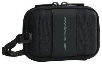 Сумка для фотокамеры Lowepro Santiago 20 черный lowepro format 140 black сумка для фотокамеры