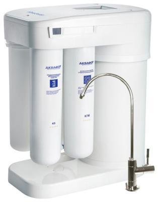 Система обратного осмоса Аквафор ОСМО-М (с минерализатором) DWM 101 S Морион цена