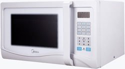 Микроволновая печь - СВЧ Midea EG 823 AEE lg mb65w95gih white свч печь с грилем