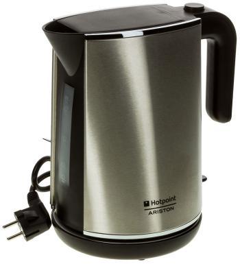 Чайник электрический Hotpoint-Ariston WK 22 M AX0 кухонный комбайн hotpoint ariston km 040 ax0