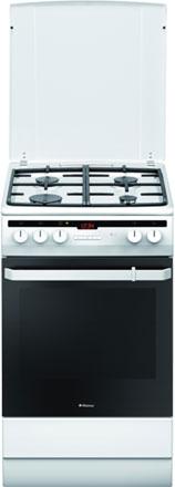 Газовая плита Hansa FCGW 53023 электронный таймер часы для кухни белый