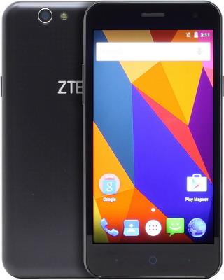 Мобильный телефон ZTE Blade A 465 4G чёрный смартфон zte blade a465 4g black