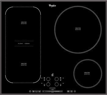 Встраиваемая электрическая варочная панель Whirlpool ACM 898/BA whirlpool akzm 693 01 mrl