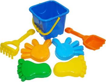 Набор для песочницы Полесье №289 игрушки в песочницу green toys игровой набор для песочницы