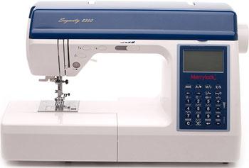 Швейная машина Merrylock 8350 швейная машина merrylock 004