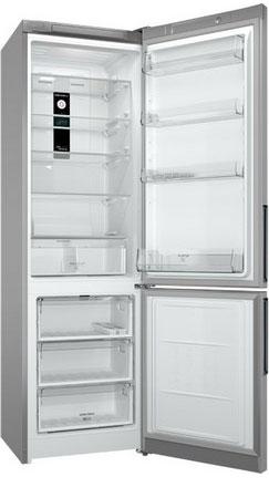 Двухкамерный холодильник Hotpoint-Ariston HF 7200 S O