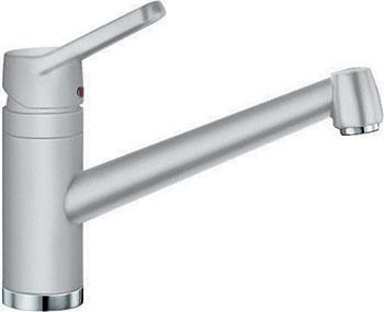 Кухонный смеситель BLANCO ACTIS SILGRANIT белый  смеситель actis chrome 512889 blanco