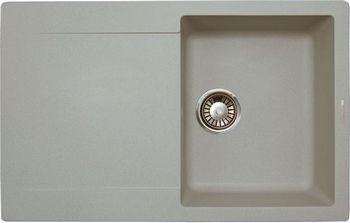 Кухонная мойка LAVA L.4 (SCANDIC серый ) кухонная мойка lava a 2 scandic серый