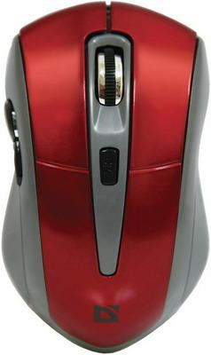 Мышь Defender Accura MM-965 красный 52966