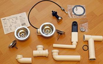 Набор доукомлектации клапаном-автоматом BLANCO 224035 набор доукомплектации 519377 blanco