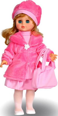 Кукла Весна Оля 1 озвученная весна кукла весна лиза 4 озвученная 42 см