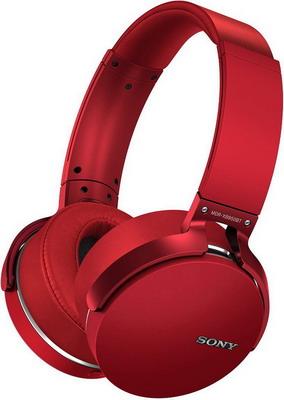 Наушники Sony MDR-XB 950 BT красный