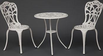 Комплект Tetchair Secret De Maison «Серенада» (Serenade) (стол 2 стула) набор greenell стол 4 стула ftfs 1 зеленый