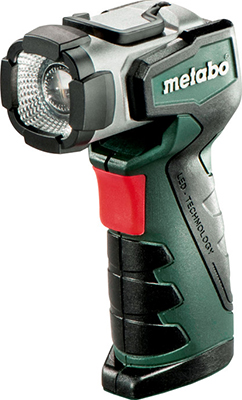 Фонарь Metabo PowerMaxx ULA LED без ЗУ и АКБ 600367000 акк гайковерт metabo powermaxx ssd без акк и зу