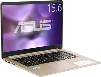 Ноутбук ASUS VivoBook S 510 UN-BQ 019 T (90 NB0GS1-M 00420) золотистый joye 510 t аккумулятор емкостью 340mah в украине