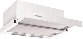 Встраиваемая вытяжка Pyramida TL 60 WH вытяжка встраиваемая в шкаф 60 см pyramida tl 60 slim br