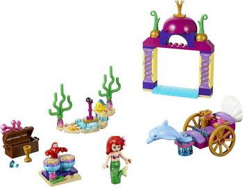 Конструктор Lego Juniors: Подводный концерт Ариэль 10765