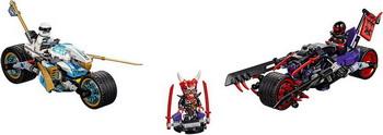 Конструктор Lego Ninjago: Уличная погоня 70639 конструктор lego ninjago вестник бури 70652
