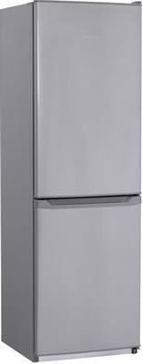 Двухкамерный холодильник Норд NRB 119 332 серебристый металлик все цены