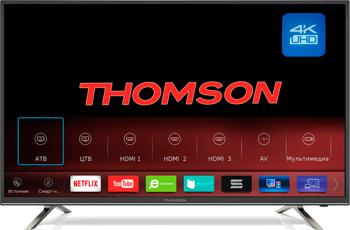 4K (UHD) телевизор Thomson T 65 USM 5200 телевизор loewe 56407w87 bild 1 65