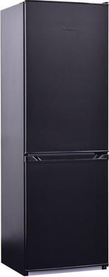 Двухкамерный холодильник Норд NRB 139 232 черный матовый