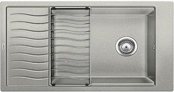 Кухонная мойка BLANCO ELON XL 8 S жемчужный inFino 524863 кухонная мойка blanco elon xl 8 s серый беж