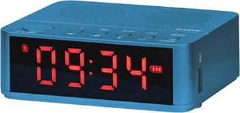 Портативная акустика Defender Enjoy M 800 синий профессиональная активная акустика eurosound esm 15bi m