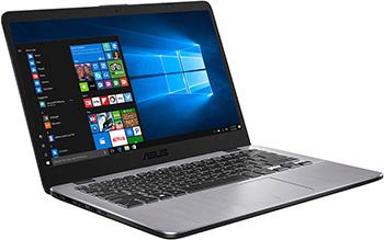 Ноутбук ASUS X 405 UA-EB 922 T (90 NB0FA7-M 13010) синий цена и фото