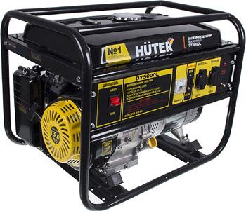 Электрический генератор и электростанция Huter DY 5000 L цена и фото