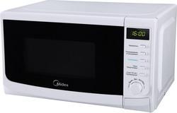 Микроволновая печь - СВЧ Midea AM 820 CWW-W встраиваемая микроволновая печь свч midea ag 820 bju ss