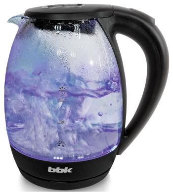 все цены на Чайник электрический BBK EK 1720 G черный онлайн